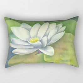 Docked Rectangular Pillow
