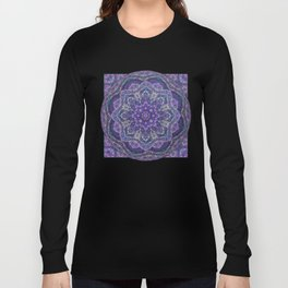 Batik Meditation  Long Sleeve T-shirt