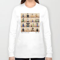 buffy the vampire slayer Long Sleeve T-shirts featuring Buffy the Vampire Slayer: Season One by BovaArt