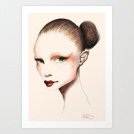 Love Girls - Ballet Art Print