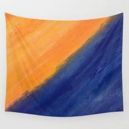 Sunset? Wall Tapestry