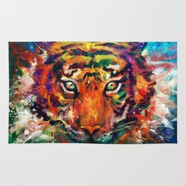 Eye of the Tiger Rug
