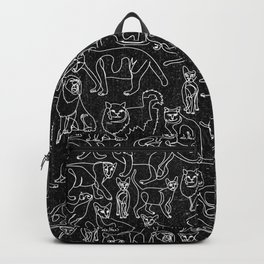 Cats Collage Backpack