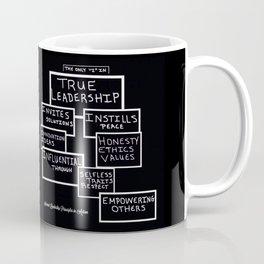 Motivating Others on True Leadership Coffee Mug
