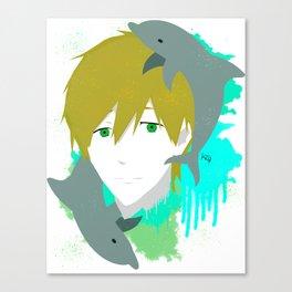 True Friend Canvas Print
