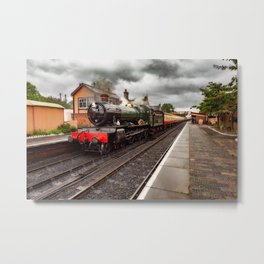 The 7812 Loco Metal Print