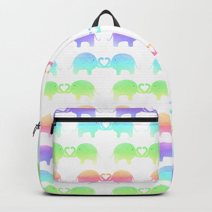 Elephant Affair Backpack