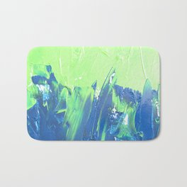 Blue & Green, No. 2 Bath Mat
