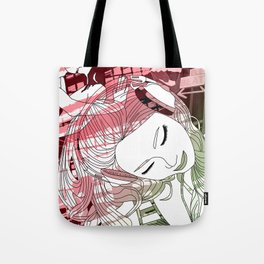 Beat Tote Bag