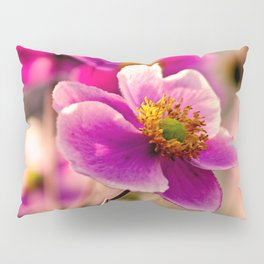 Japanese Anemone Pillow Sham