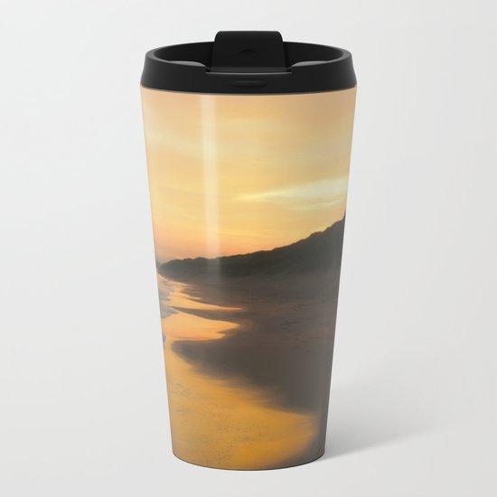A New Dawn Metal Travel Mug