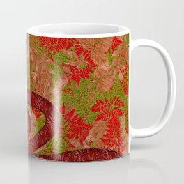 Autumn snake Coffee Mug