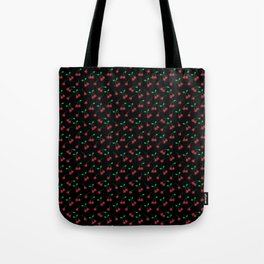 C is for Cherry #ABCFruits&Veggies Tote Bag