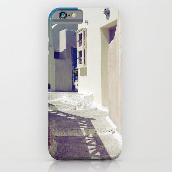 Santorini Walkway II iPhone & iPod Case