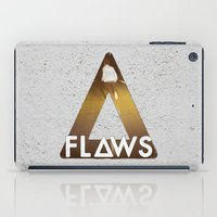 bastille iPad Cases featuring Bastille #1 Flaws by Thafrayer
