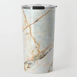 Marble stone pattern Travel Mug