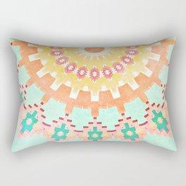 FESTIVAL VIBES -CALI SUMMER Rectangular Pillow