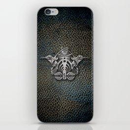 Bassnectar Family Crest (Metal) iPhone Skin