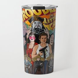 Big trouble little china art Travel Mug