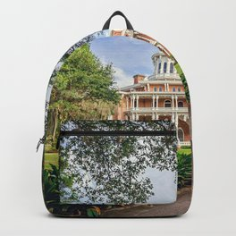 Octagon House - Longwood in Natchez Backpack