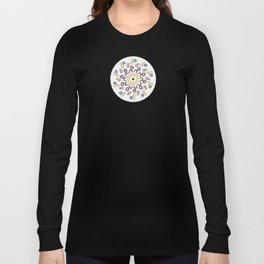 Mondriaan Mandala Long Sleeve T-shirt