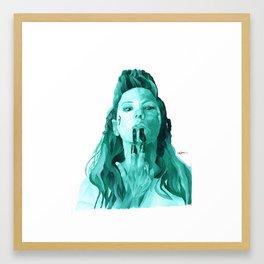 Lagertha Framed Art Print
