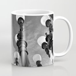 Street Lamps of La La Land Coffee Mug