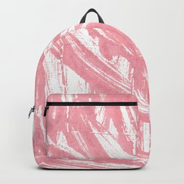Mauvelous abstract watercolor Backpack