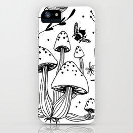 Ingenue iPhone Case