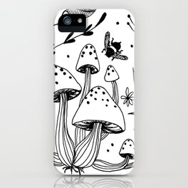 Ingenue iPhone Case