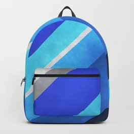 Parallel Blues Backpack