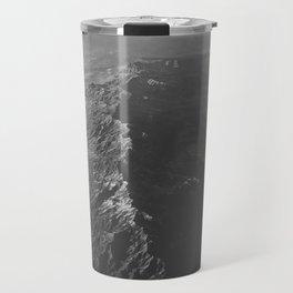 The Water (Black and White) Travel Mug