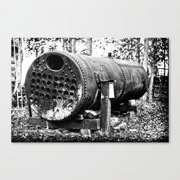 For Steam Canvas Print