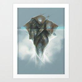 artefact Art Print