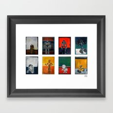 Rothbots Framed Art Print