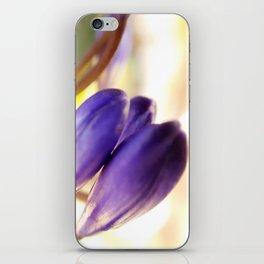 lila 2 iPhone Skin