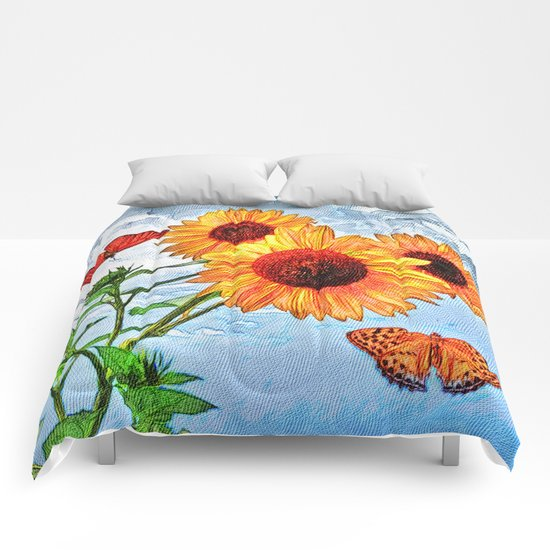Summer feelings Comforters