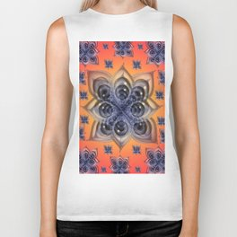 Entheogenic Eyes Biker Tank