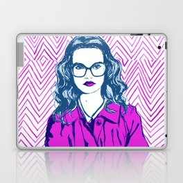 Mind Your Own Business Laptop & iPad Skin