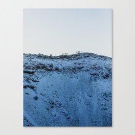 Kerið Crater, Iceland Canvas Print