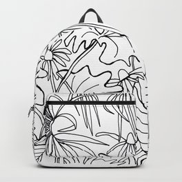 Happy Plants Backpack