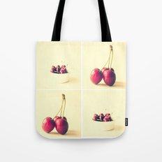 Cherry Kitchen Art  Tote Bag