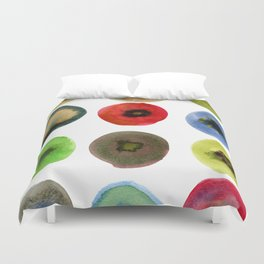 Consider the Circle 01 Duvet Cover