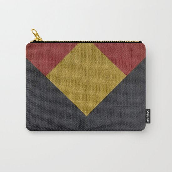 Geometric Thoughts 4 Carry-All Pouch