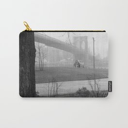 A tree grows & The Brooklyn Bridge Carry-All Pouch