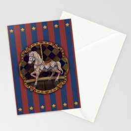 Carousel Stationery Cards
