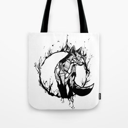 This Fox is Flame Tote Bag