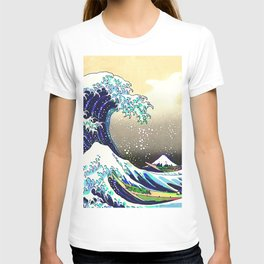 The Great Wave 3 T-shirt