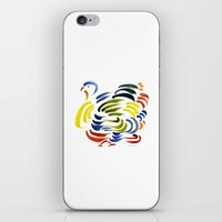 turkey iPhone & iPod Skins featuring Turkey by John Kneapler
