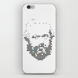 Marx in Dots iPhone Skin